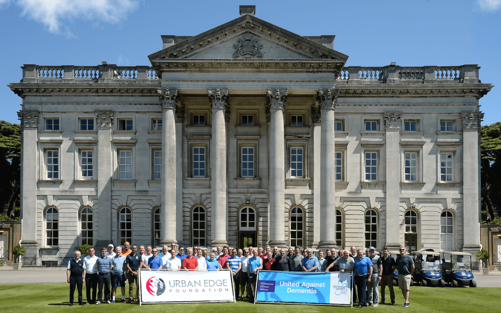 News - Celebrity Golf Day 2018